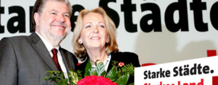 Landesparteitag der NRWSPD