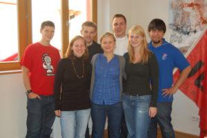 Jusos Wuppertal mit neuem Vorstand